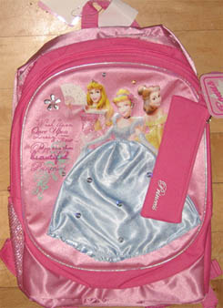 Backpack Festivus