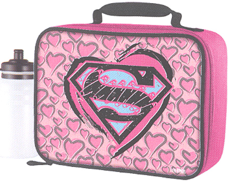 Supergirl Lunch Box